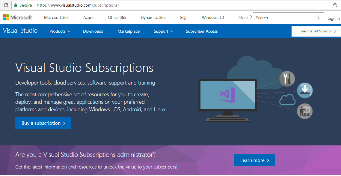 Get or Activate Your MSDN Subscription | Mukesh Kumar