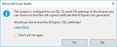 IIS Express