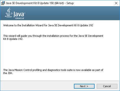 Java SDK Installation
