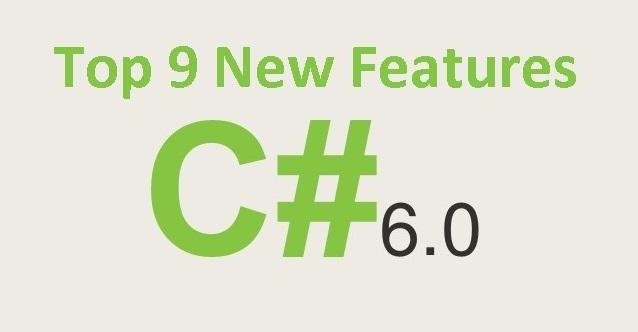 Csharp 6 New Feature