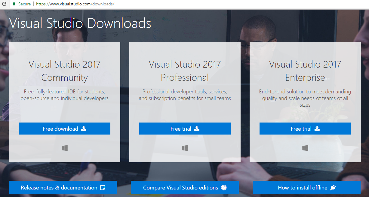 Visual Studio 2017 Installation Using Offline Installer | Mukesh Kumar