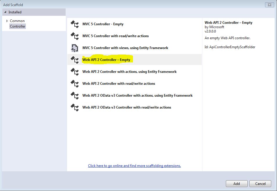 AngularJS CRUD Operations With Web API | Mukesh Kumar
